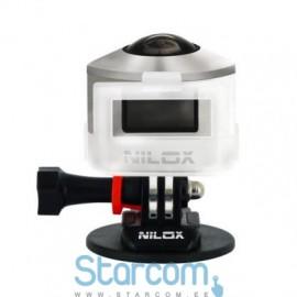 Seikluskaamera Nilox EVO 360 Action camera Silver