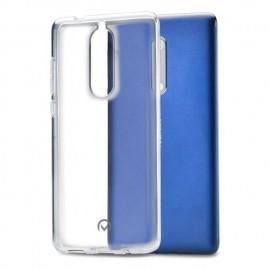 Nokia 5.1 2018 Silikoonist ümbris, Läbipaistev