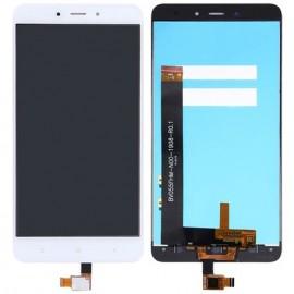 Xiaomi Redmi Note 4 originaal valge displei moodul klaas + LCD ekraan