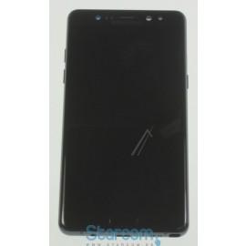Puutetundlik klaas ja LCD ekraan SAMSUNG GALAXY Note 7 (SM-N930F) , Black  GH97-19302A