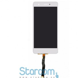 Huawei Nova puutetundlik klaas ja LCD ekraan valge