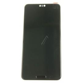 Originaal displei moodul klaas + LCD ekraan + Aku Huawei P20