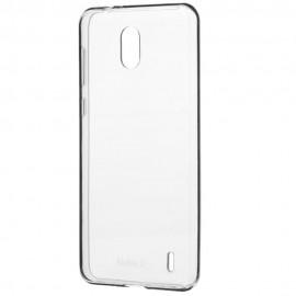 Originaal silikoonist ümbris cc-104 Nokia 2 slim crystal, Läbipaistev