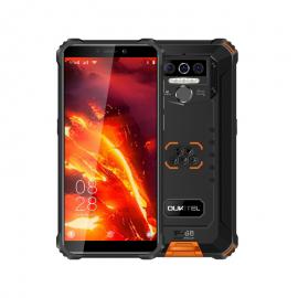 Oukitel WP5 Pro Dual SIM 4/64GB VEE- JA TOLMUKINDEL MOBIILTELEFON, Orange