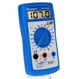 PeakTech Universaalne digitalne Multimeeter P1070