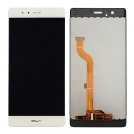 Huawei P9 puutetundlik klaas ja LCD ekraan White / Black