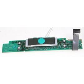 Elektron põhiplaat külmkapi jaoks (LCD-ga) Electrolux, Zanussi, AEG