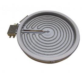 Keraamilise pliidi küttekeha Zanussi, Electrolux, AEG 3740637214 ja teistele mudelitele