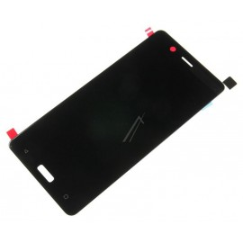 Originaal displei moodul klaas + LCD ekraan  Nokia 5 (TA-1053) , Must
