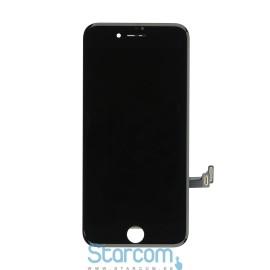 Puutetundlik klaas ja LCD ekraan Apple iPhone 8 , Must (Analoog)