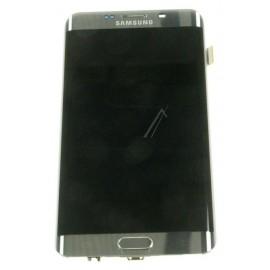 Puutetundlik klaas ja LCD ekraan GALAXY S6 EDGE plus (SM-G928F), Silver GH97-17819D