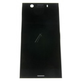 Puutetundlik klaas ja LCD Ekraan Sony Xperia XZ1 Compact , Must