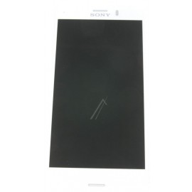 Puutetundlik klaas ja LCD Ekraan Sony Xperia XZ1 Compact , Silver