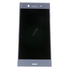 Puutetundlik klaas ja LCD Ekraan Sony Xperia XZ1 , Sinine