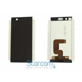 Puutetundlik klaas ja LCD Ekraan Sony Xperia XZ1 , Must