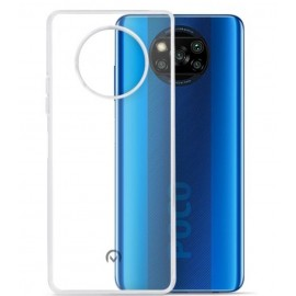 Xiaomi Poco X3 NFC Mobilize silikoonümbris, läbipasitev