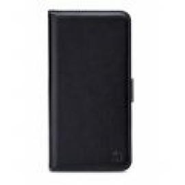Samsung Galaxy A02s Mobilize kaitseümbris kahe kaarditaskuga, must