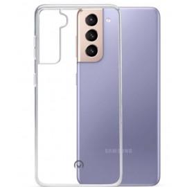 Samsung Galaxy S21 Mobilize silikoonümbris, läbipaistev
