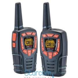 Cobra Raadiojaamade komplekt 2 tk. patareidega