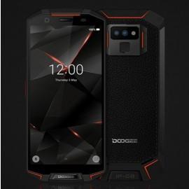 DOOGEE S70 mobiiltelefon / nutitelefon, punane