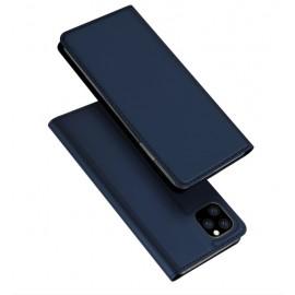 "Xiaomi Redmi Note 8 ümbriskaaned kaarditaskuga Dux Ducis ""Skin Pro"",navy blue"