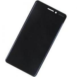 NOKIA 3.1 - BLACK CHROM, Originaal displei moodul klaas + LCD ekraan
