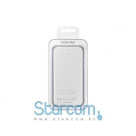 Tagakaan Samsung Galaxy A5 (2017) SM-A520F, A3 (2017) SM-A320F Clear Cover Läbipaistev