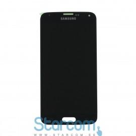 Puutetundlik klaas ja LCD ekraan SAMSUNG GALAXY S5 (SM-G900F), BLACK