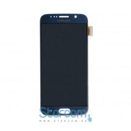 Puutetundlik klaas ja LCD ekraan SAMSUNG GALAXY S6 (SM-G920F), must