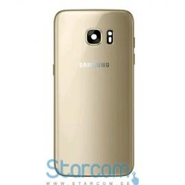 Tagapaneel (akukaas) Samsung GALAXY S7 (SM-G930F) , Kuldne GH82-11384C