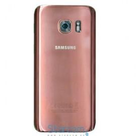 Tagapaneel (akukaas) Samsung GALAXY S7 (SM-G930F) , Roosa GH82-11384E
