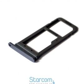 Sim kaardi hoidik Samsung S8 (SM-G950F) , Must GH98-41131A