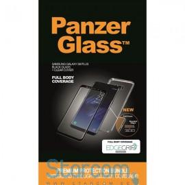 Panzerklaas Samsung Galaxy S8 Plus (SM-955F) , Black+EdgeGrip silikoonist ümbris