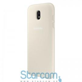 Ümbris Samsung Galaxy J5 2017(SM-J530) Cover Dual Layer, Gold   EF-PJ530CFEGWW