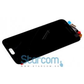 SAMSUNG GALAXY J3 2017 (SM-J330F) Puutetundlik klaas ja LCD ekraan  , Must GH96-10969A