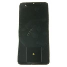 Samsung Galaxy A50 (SM-A505F) Originaal displei moodul klaas + LCD ekraan, Must GH82-19204A