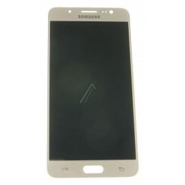 Samsung Galaxy J5 2016 (SM-J510F) Originaal displei moodul klaas + LCD ekraan, Kuldne