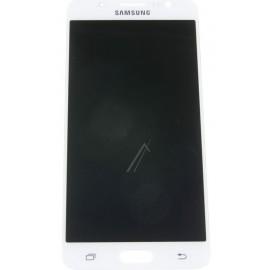 Samsung Galaxy J5 2016 (SM-J510F) Originaal displei moodul klaas + LCD ekraan, Valge