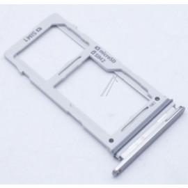 Samsung Galaxy S10 (SM-G973F) SIM raam / Sim Holder Prism White GH98-43713B
