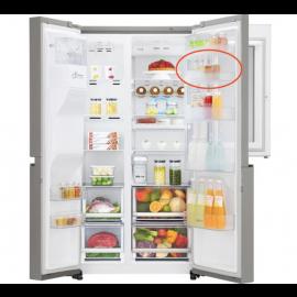 LG külmkapi ukse riiul Nr2 GSX961NSAZ mudelile
