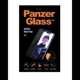 Huawei Honor Play PanzerGlass ekraanikaitseklaas, must