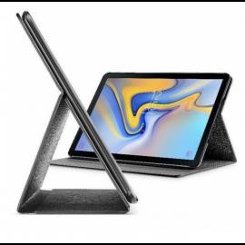 Samsung Galaxy Tab A, 10.5 (SM-T590N) Cellular line kaitseümbris, must
