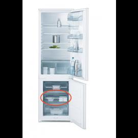 AEG külmkapi keskmine sügavkülmiku konteiner SC718406 mudelile