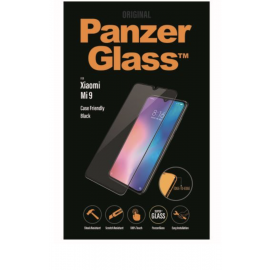 Xiaomi MI 9 PanzerGlass ekraanikaitseklaas. Case friendly, must