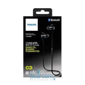 Juhtmeta Bluetooth-NFC-kõrvaklapid, PHILIPS, SHB5800BK/00
