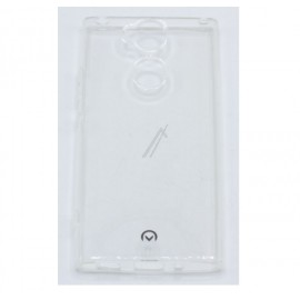 Silikoonümbris Mobilize Sony Xperia XA2 , Läbipaistev