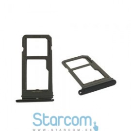 Sim kaardi hoidik Samsung GALAXY S8 PLUS (SM-G955), Must  GH98-41557A