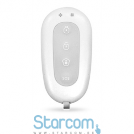 Smanos RE2300 Wireless Remote Control, White
