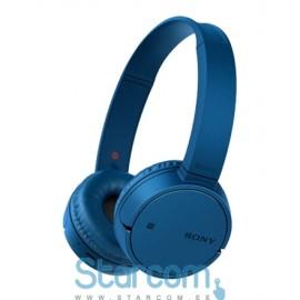 Sony Bluetooth kõrvaklapid ZX220BT Bluetooth Headphones Head-band, Connection type Wireless, Blue