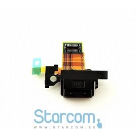 Sony Xperia X Dual (F5121, F5122) micro USB FLEX kaabel